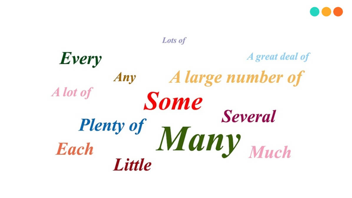 Số lượng tiếng Anh