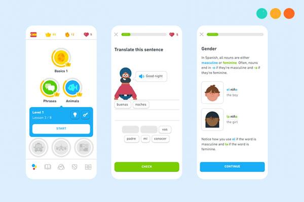 Tài liệu tiếng Anh App Duolingo