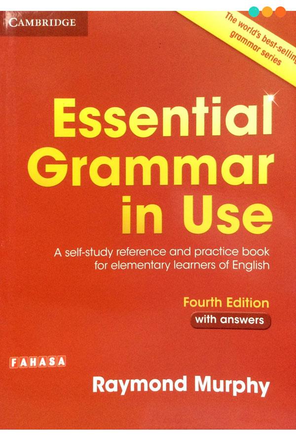 Tài liệu tiếng Anh Essential Grammar in Use - Elementary