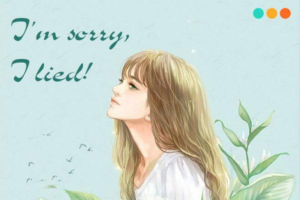 Truyện tiếng Anh xin lỗi con đã nói dối