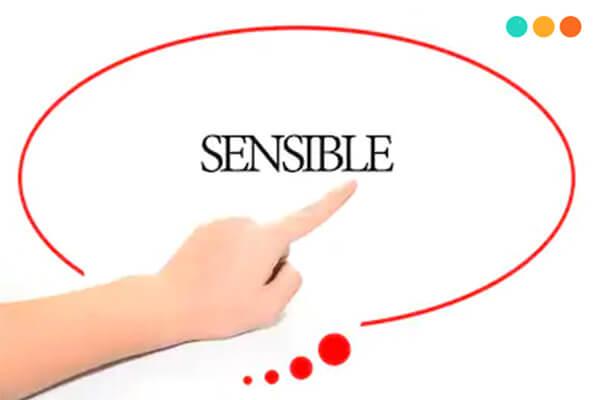 Sensible và Sensitive