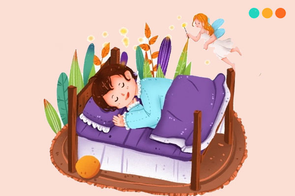 Chúc ngủ ngon tiếng Anh cho trẻ em