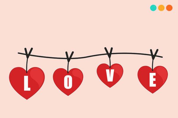 danh ngôn tiếng Anh về tình yêu