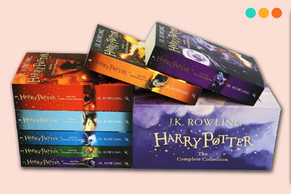 Tiểu thuyết tiếng Anh Harry Potter