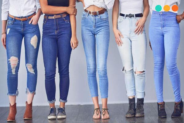 Bài viết về quần jeans bằng tiếng Anh