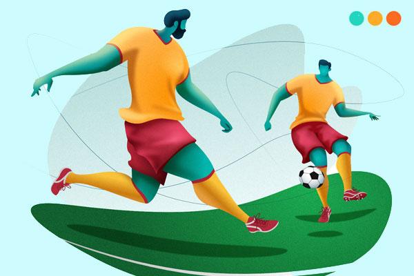 Đoạn văn mẫu viết về môn thể thao bóng đá