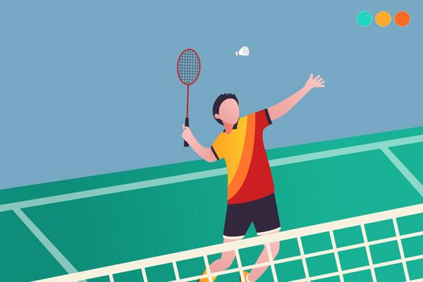 Viết về môn thể thao yêu thích bằng tiếng Anh là cầu lông