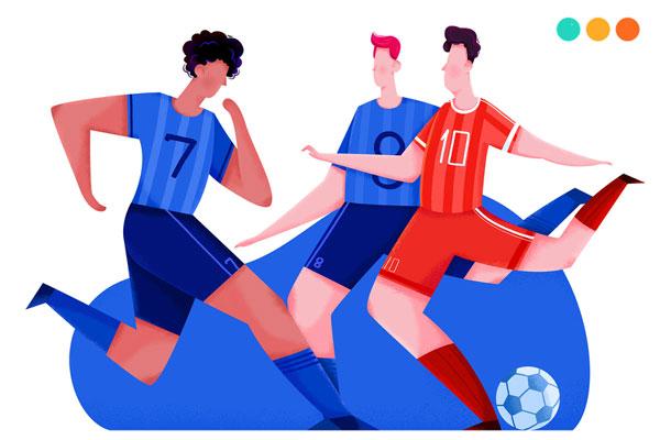Viết về sở thích chơi đá bóng bằng tiếng Anh