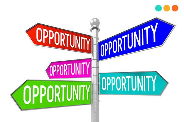Chance và Opportunity