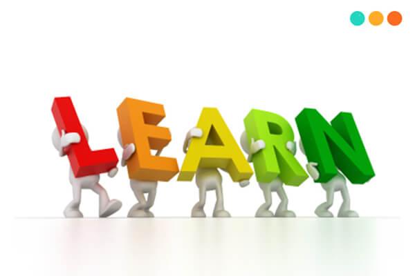 learn và study