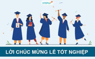 Top 40 lời chúc mừng lễ tốt nghiệp bằng tiếng Anh ý nghĩa nhất
