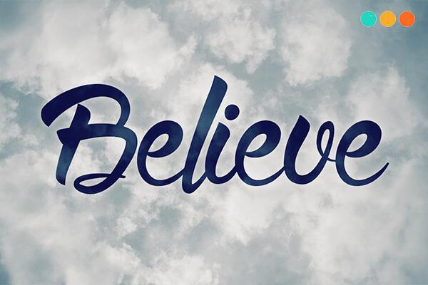 Trust và Believe