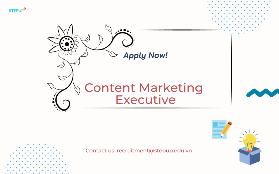 Content Marketing Executive