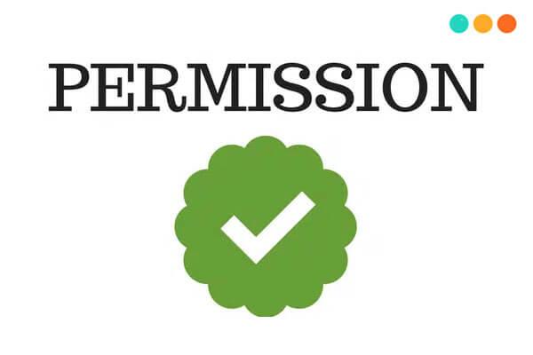Permit và Permission
