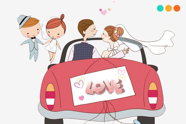 Chúc mừng đám cưới bằng tiếng Anh trong gia đình