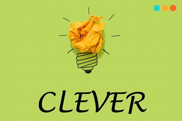 intelligent clever và smart