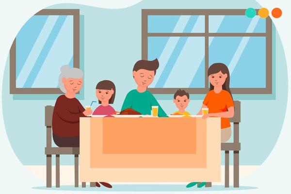 Lời chúc sức khỏe bằng tiếng Anh dành cho gia đình