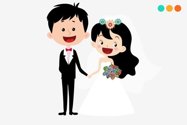 Mẫu câu chúc mừng đám cưới bằng tiếng Anh