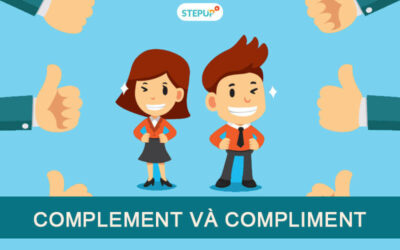 Phân biệt Complement và Compliment trong tiếng Anh