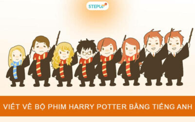 Bài viết về bộ phim Harry Potter bằng tiếng anh