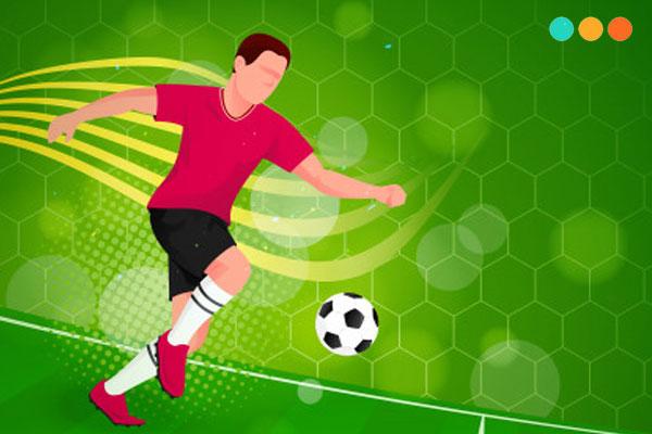 Viết về cuộc thi đấu bóng đá bằng tiếng Anh