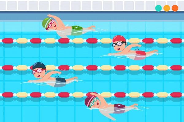 Đoạn văn mẫu giới thiệu về môn bơi lội bằng tiếng Anh