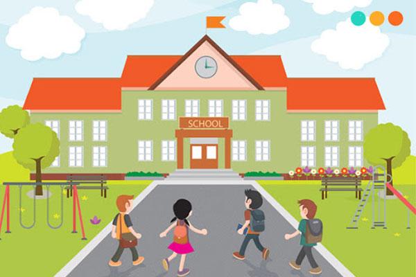 Đoạn văn mẫu về trường tiểu học mơ ước bằng tiếng Anh