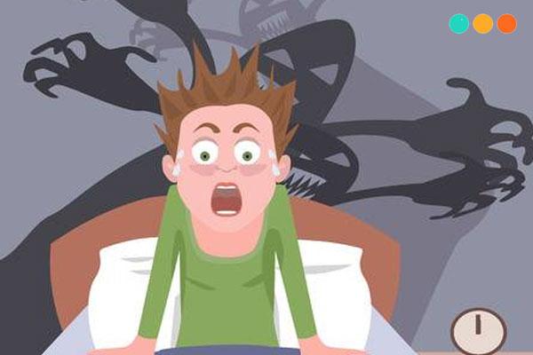 Đoạn văn mẫu viết về cơn ác mộng bằng bằng tiếng Anh