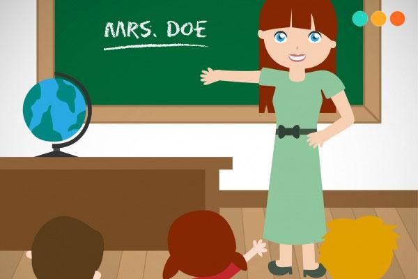 Đoạn văn mẫu viết về giáo viên mà bạn yêu thích bằng tiếng Anh