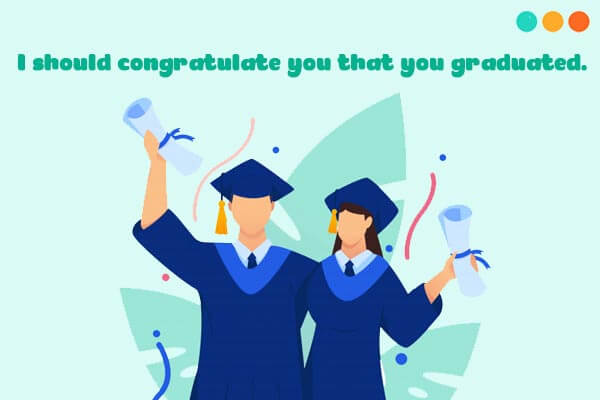 cau truc congratulate
