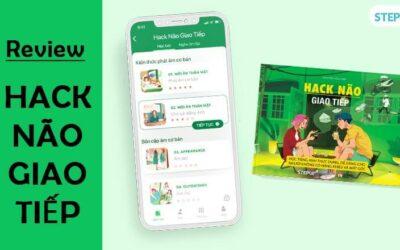 Review bộ sản phẩm Hack Não Giao Tiếp chi tiết và chân thực nhất