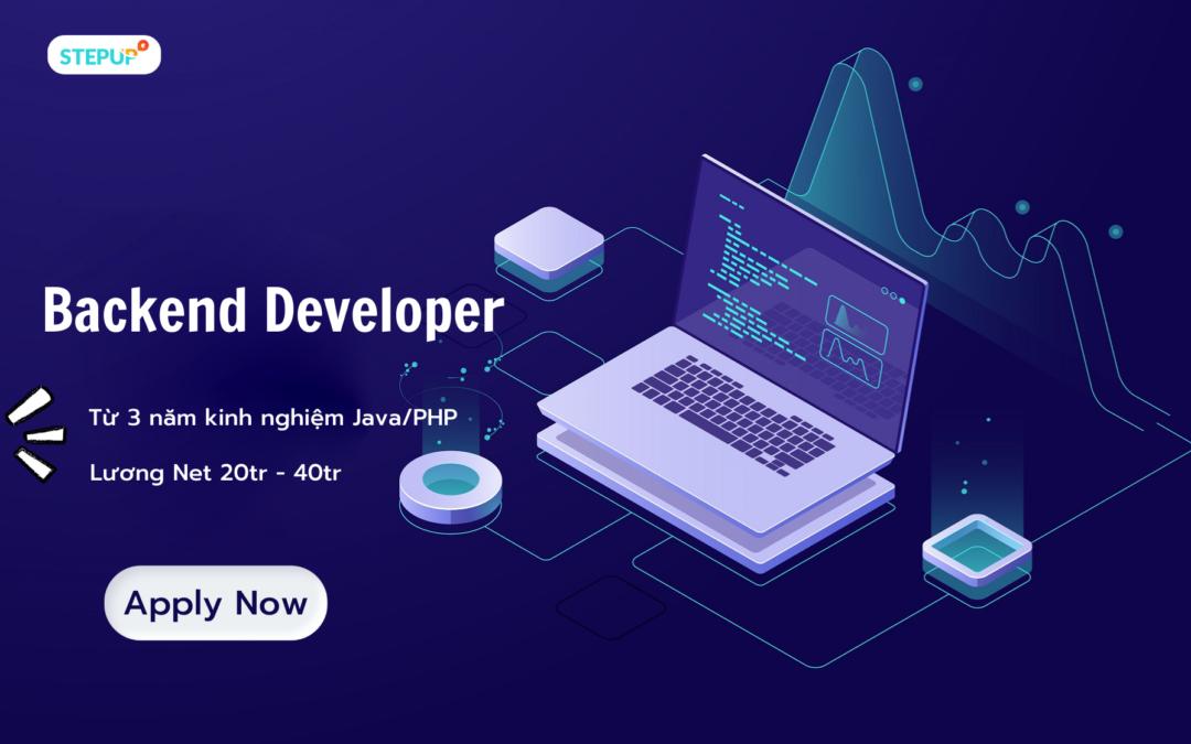Backend Developer