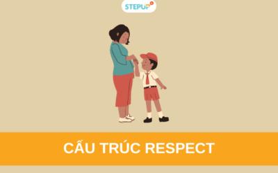 Cấu trúc Respect và cách sử dụng trong tiếng Anh